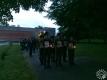 Митинг у стен Музея боевой славы в День всенародной памяти жертв фашизма. г. Полоцк, 2018 г.