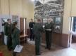 Присвоение первых специальных званий офицеров в стенах музея